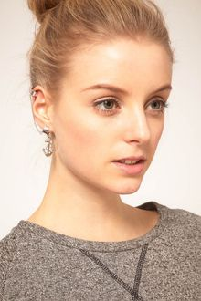ASOS Collection Asos Anchor Ear Cuff - Lyst
