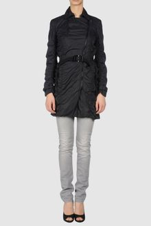 C'n'c' Costume National Midlength Jacket - Lyst