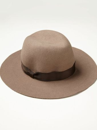 Free People Marrakesh Floppy Felt Hat - Lyst