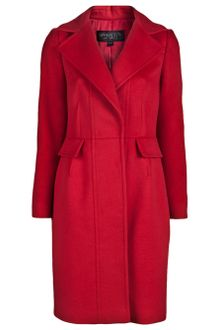 Giambattista Valli Double Breasted Coat - Lyst
