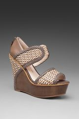 House Of Harlow Eden Wedge - Lyst