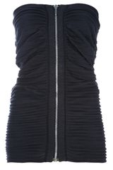 Jean Paul Gaultier Vintage Pleated Top - Lyst