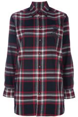 Ralph Lauren Blue Label Check Shirt - Lyst