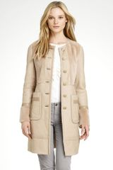 Tory Burch Bennet Coat - Lyst