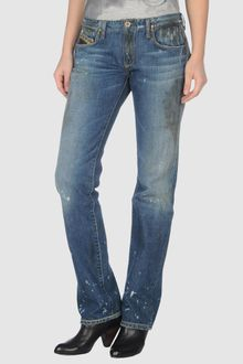 Diesel Denim Gallery Denim Trousers - Lyst