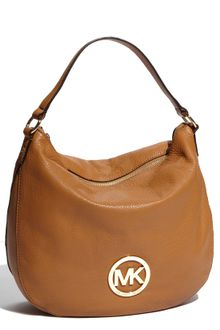 Michael by Michael Kors Fulton Logo - Large Shoulder Bag - Lyst