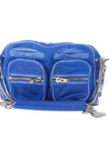 Alexander Wang Brenda Bag in Blue (azure) - Lyst