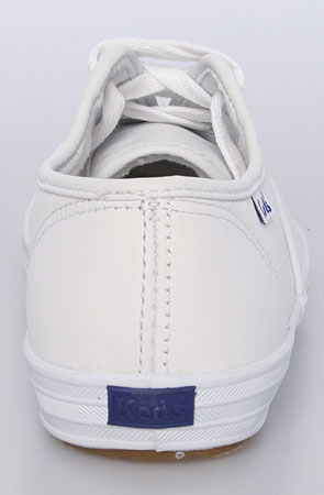 d2908fe829c Lyst - Keds The Champion Cvo Sneaker in White Leather in White