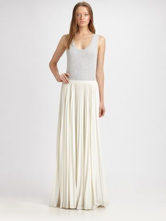 Maison Martin Margiela Maxi Dress - Lyst