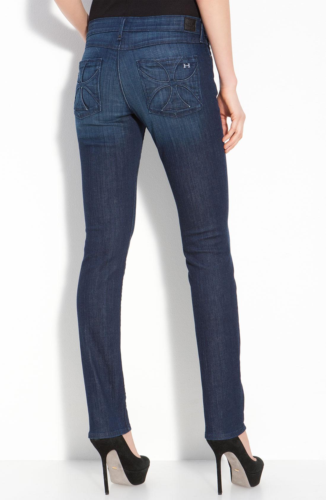 Habitual Alice Glory Pocket Skinny Stretch Jeans in Blue   Lyst