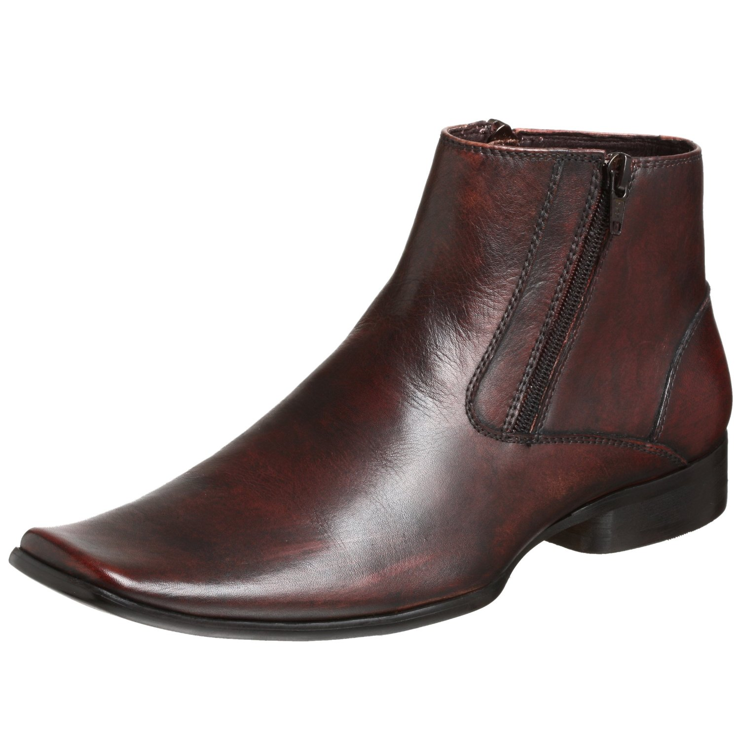 kenneth cole reaction central plan in brown for