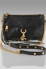 Rebecca Minkoff Mini M.a.c. Crossbody Bag - Lyst