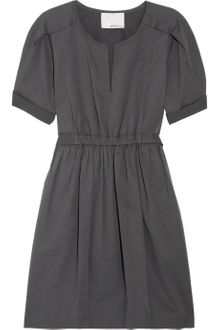 3.1 Phillip Lim Cotton-blend Dress - Lyst