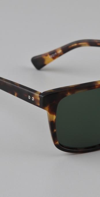 ddf6c5476fce Lyst - DITA Whitehall Sunglasses in Brown