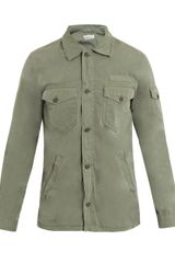 Michael Bastian Army Jacket - Lyst
