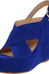 Dolce Vita Womens Julie Wedge Sandal - Lyst