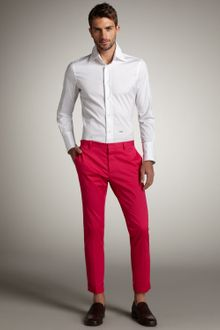 DSquared2 Cool Guy Stretch-cotton Pants - Lyst