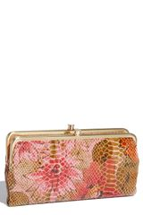 Hobo International Lauren Double Frame Clutch - Lyst