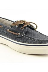 Sperry Top-sider Mens Bahama 2 Eye Boat Shoe - Lyst
