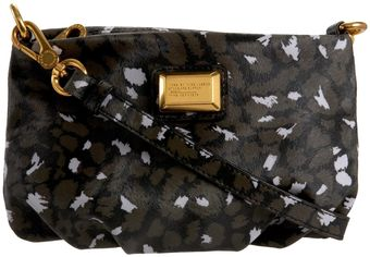 Marc By Marc Jacobs  Animal Q Percy Cross-body - Lyst