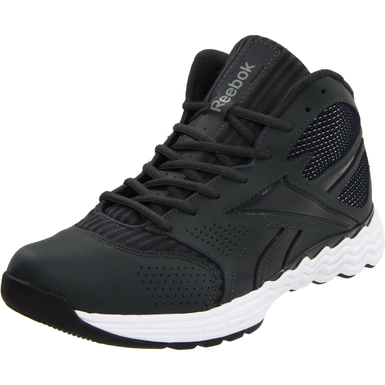 Reebok Thermalvibe 1.5 Basketball Shoe in Black for Men ...