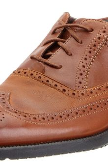 Rockport Mens Dressport Wingtip Oxford - Lyst