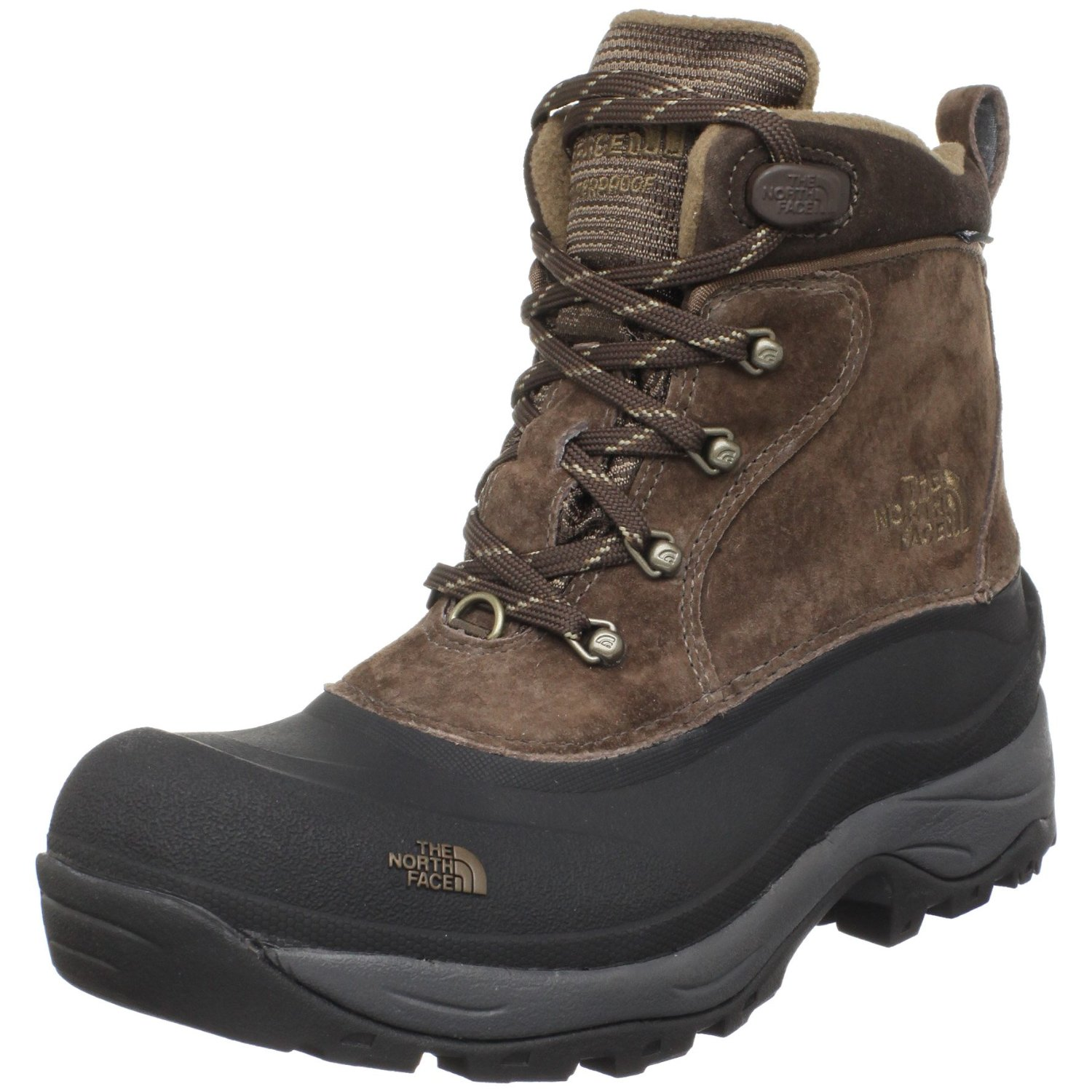 the mens chilkats insulated boot in brown for