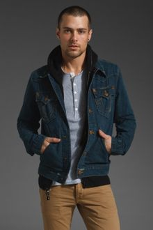 True Religion Johnny Jacket - Lyst