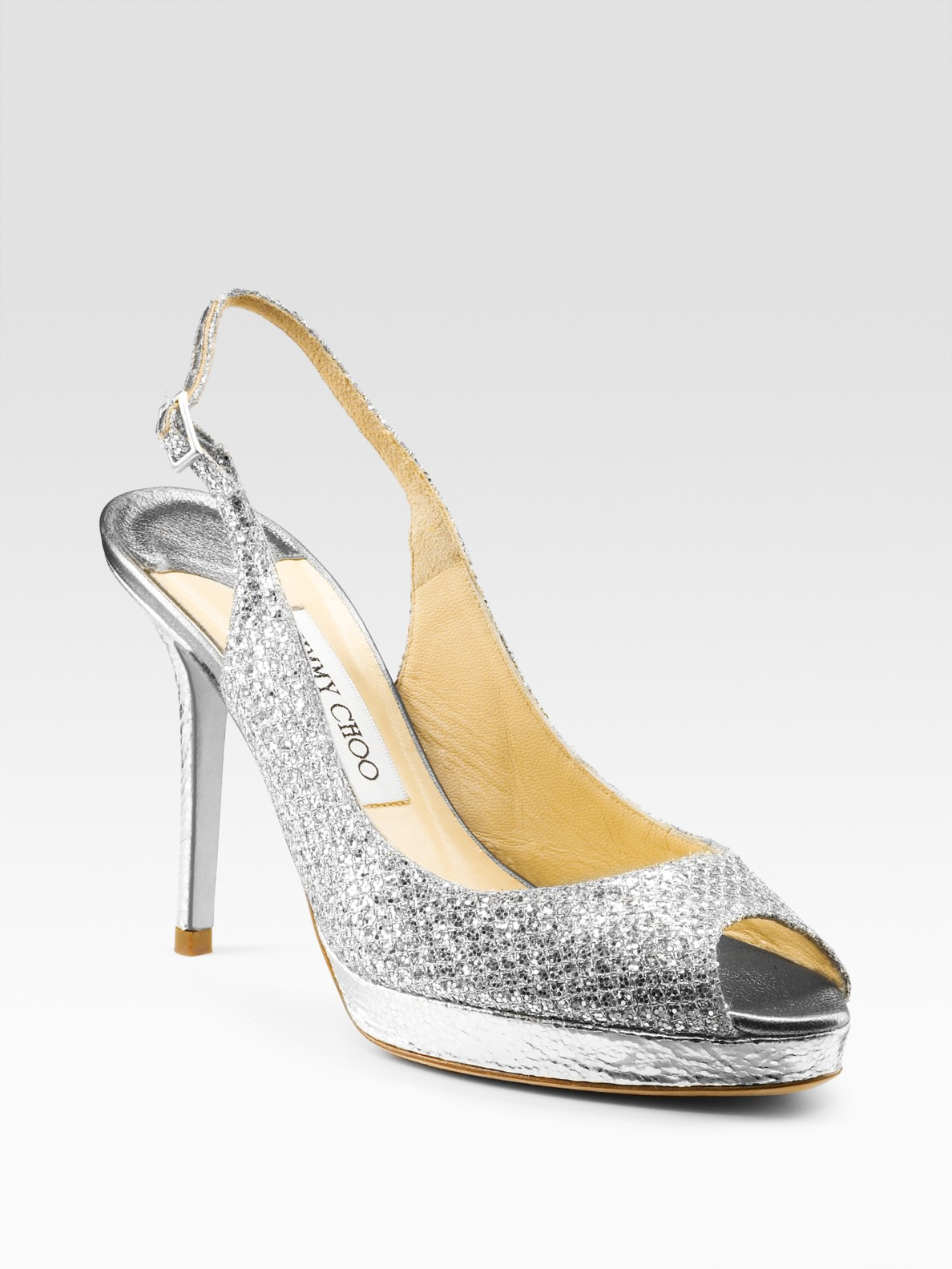 Gallery. Previously sold at: Saks Fifth Avenue · Women's Jimmy Choo Glitter