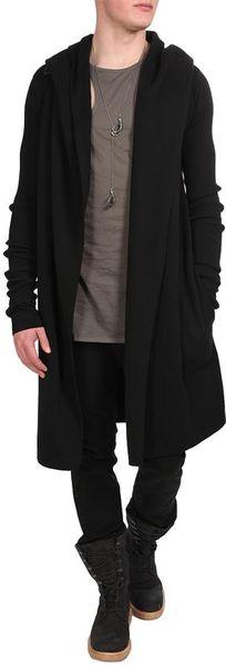 Long Sweater Coat Mens 97
