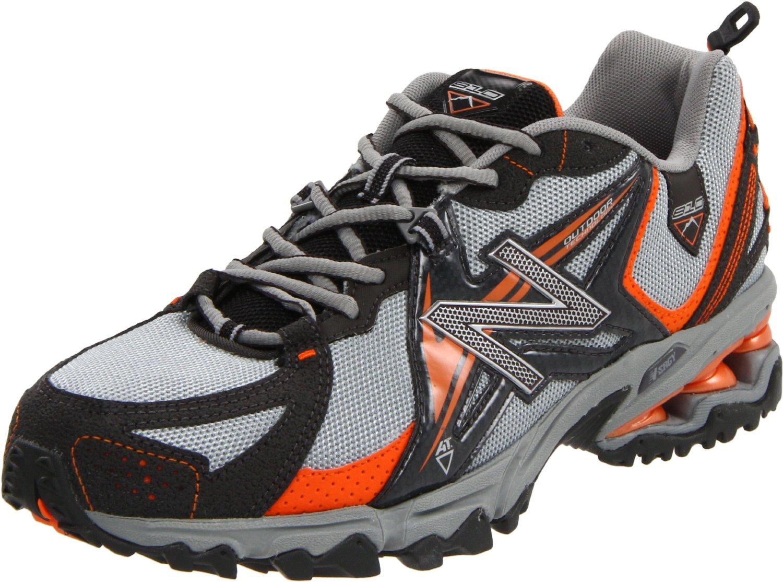 New Balance Mens Mt810 Trail Running Shoe in Gray for Men