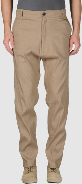 Damir Doma Casual Trouser in Green for Men (khaki) - Lyst