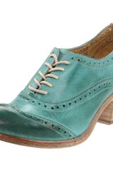 Frye Womens Maggie Oxford - Lyst
