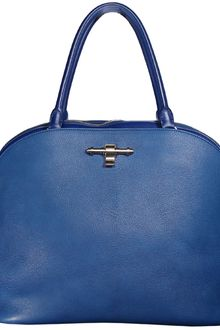 Givenchy New Line Bag In Blue - Lyst