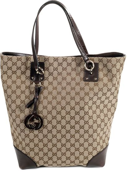Gucci Woman Bags in Beige - Lyst