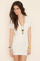 Nasty Gal Lexa Dress - Lyst