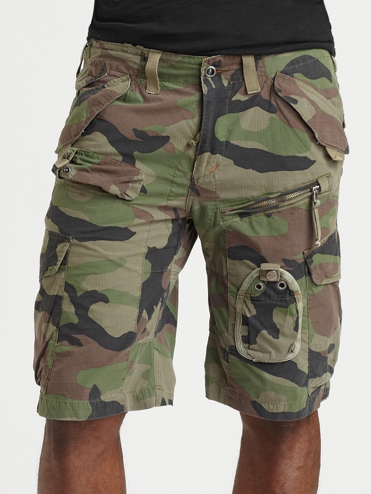 Rlx Ralph Lauren Searc... Quiksilver Casual Shorts