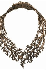 Aurelie Bidermann Large Aphrodite Necklace - Lyst