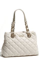 Kate Spade Gold Coast - Maryanne Small Quilted Leather Satchel - Lyst