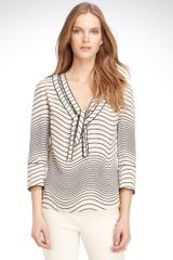 Tory Burch Iriana Top - Lyst