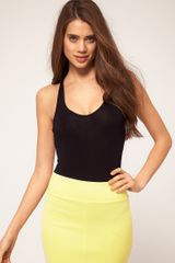 ASOS Collection Asos Body with Double Strap Back - Lyst