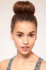 ASOS Collection Asos Large Hair Donut