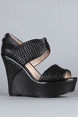 House Of Harlow The Eden Shoe in Black in Black - Lyst