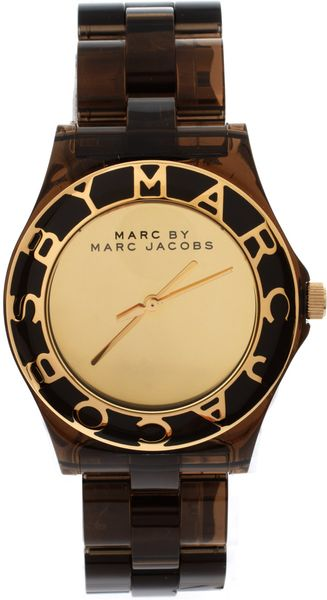 Marc By Marc Jacobs Acrylic Watch - Lyst
