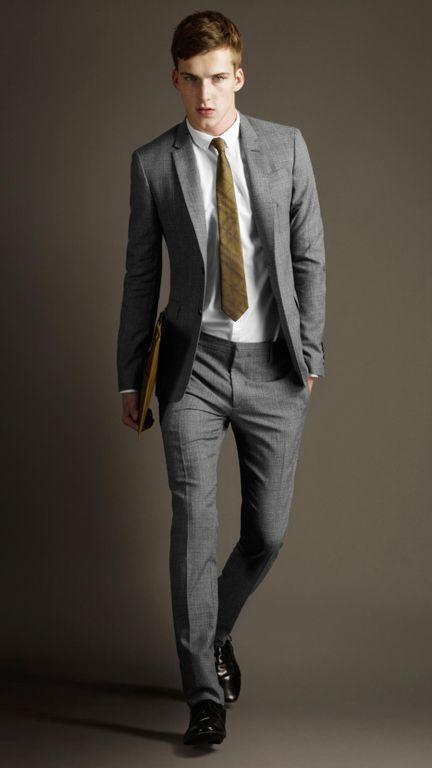 burberry suits menBurberry Scarf Men Suit