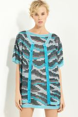 Missoni Oversized Cardigan - Lyst