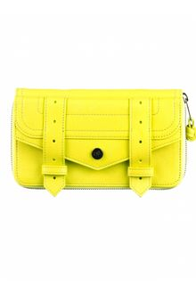 Proenza Schouler Ps1 Large Zip Wallet - Lyst