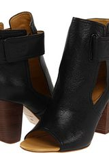 See By Chloé Ankle Cut-Out Boots - Lyst