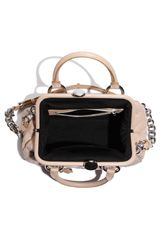 Marc Jacobs Quilting Mini Stam Satchel in Pink (blush) - Lyst