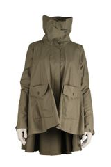 Nicholas K 0237 Booker Jacket in Green (shark) - Lyst